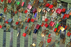 Locked (gpa.1001) Tags: germany deutschland cologne kln hohenzollernbrcke hohenzollernbridge