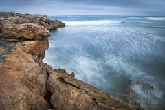 South Island, Innes National Park (Hamish Mckay) Tags: park blue sea cliff beautiful coast long exposure south australia national peninsula innes yorke