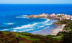 Abrazos de libertad (Jesus_l) Tags: espaa mar europa galicia acorua cain jessl