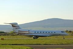 Gulstream G650 N650AF at Isle of Man EGNS 09/05/16 (IOM Aviation Photography) Tags: man isle gulstream g650 egns 090516 n650af