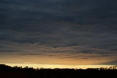 IMG_6177a (spunior) Tags: sky cloud skyline clouds sunrise usedom