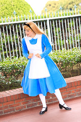 Alice in Wonderland (looseey) Tags: tokyodisneyland aliceinwonderland