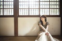 aiko #22 (TAKAGI.yukimasa1) Tags: portrait people woman cute girl beauty canon eos japanese fineart asiangirl nostalgy