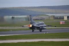 RAF Lossiemouth JW 2016-1 (Gerry Rudman) Tags: warrior turkish joint raf lossiemouth f16c 20161 071013