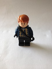 Captain Boomerang (Owen Mercer) (Dehroguesfanboy) Tags: dc lego flash son mercer captain owen villain boomerang digger harkness minifigure rogues purist
