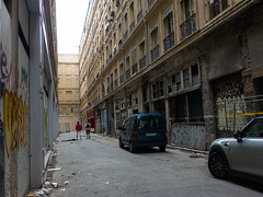 El patio interior (Micheo) Tags: city marseille ciudad gentrification marseilles marsella restauracin restauration arreglos gentrificacion ruerepublique