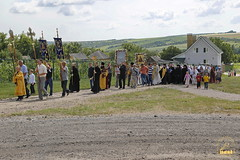 A cross procession from the village of Nikolskoe to the village of Adamovka / Крестный ход из Никольского в Адамовку (49)