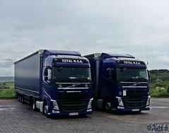 RO - New Volvo FH (lex ) Tags: new 6 volvo euro total ro fh nsa totalnsa