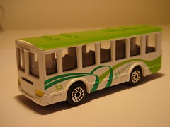 ETI/TECHNOPARK UNKNOWN BUS 1/64 (ambassador84 OVER 6 MILLION VIEWS. :-)) Tags: bus eti diecast technopark