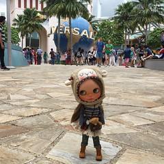 Wellcome to Universal Studio Singapore