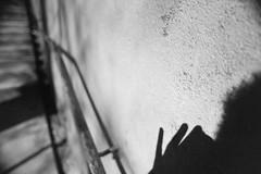 2016-04 - 051_15 (sarajoelsson) Tags: city shadow urban blackandwhite bw slr film monochrome analog spring nikon sweden stockholm ishootfilm april analogue 24mm 135 vignetting ilford fp4 everydaylife fm3a bnw filmgrain xtol 2016 orangefilter filmphotography svartvitt filmshooter teamframkallning believeinfilm digitizedwithdslr