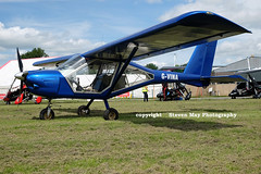 G-VINA Aeroprakt A22-L Foxbat (SPRedSteve) Tags: microlight shobdon a22 foxbat aeroprakt bmaa gvina a22l