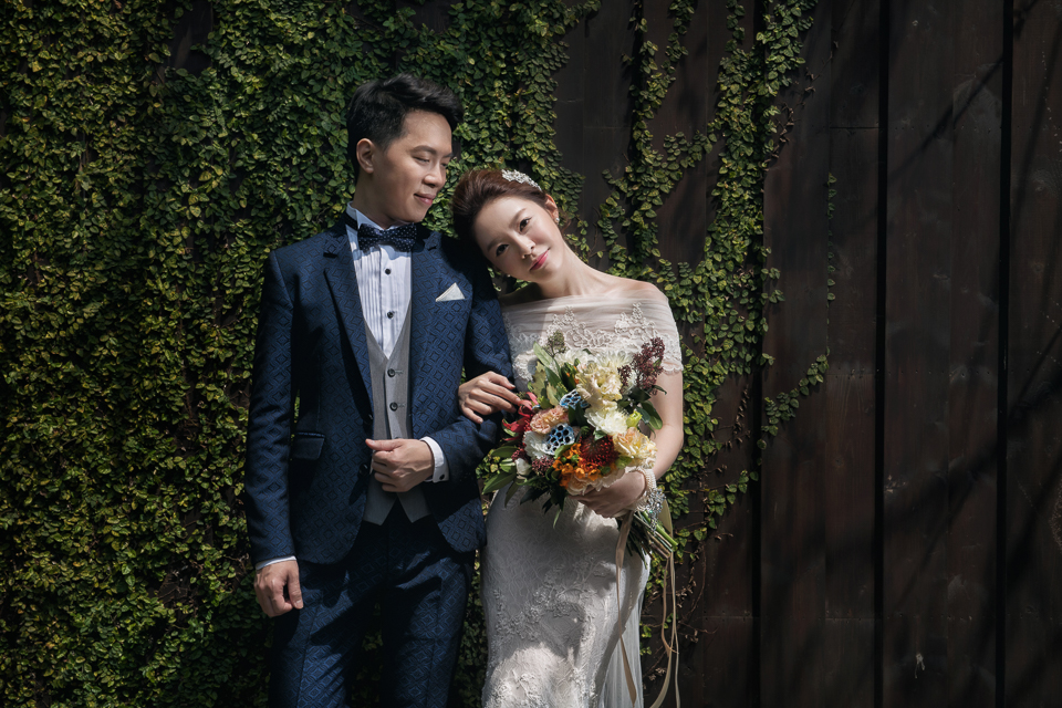 EASTERN WEDDING, DONFER