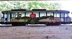 Nawas & ... / Driebeekstraat - 19 juni 2016 (Ferdinand 'Ferre' Feys) Tags: streetart graffiti belgium belgique belgi cm urbanart graff ghent gent gand graffitiart nawas artdelarue urbanarte