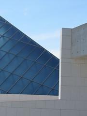 Ismaili Centre concrete and glass