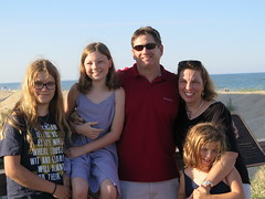 Bethany Beach (Peter Hutchins) Tags: family beach sara bethany grace will lilly camille hollands bethanybeach