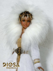 Sedna. Diosa Esquimal ( Eskimo Goddess) (davidbocci.es/refugiorosa) Tags: sedna diosa esquimal eskimo goddess barbie mattel fashion doll mueca refugio rosa david bocci ooak