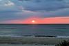 Red Sunrise (Chuck Hood - PhotosbyMCH) Tags: photosbymch landscape seascape sunrise redsky bloodred atlanticocean bodieisland capehatterasnationalseashore obx outerbanks northcarolina usa canon 5dmkiii 2016 clouds ocean beach sun waves breakers