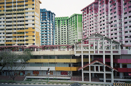Rochor centre walkabout with MJU