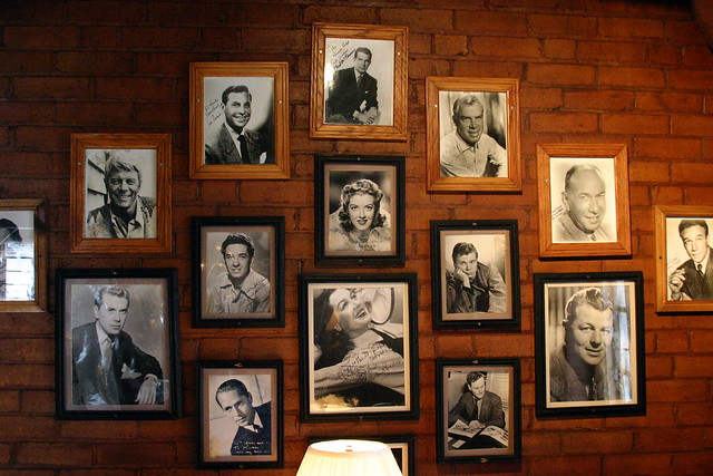 Famous Faces, El Rancho Hotel, Gallup, New Mexico
