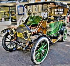 Vintage One (showbizinbc) Tags: car antique vinage