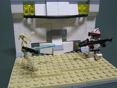 Relief :> (Toro .) Tags: lego relief build clone toro droid cp21