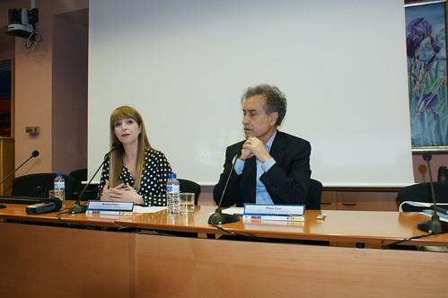 Conferencia Pedro Cano