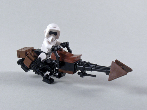lego speeder bike instructions 9489