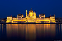 The Hungarian Parliament (Iris (Irene Becker)) Tags: longexposure sunset night river twilight europe hungary sundown dusk budapest cityscapes bluehour hu danube hungarian orszghz waterscapes topshots budapestnight pestmegye worldwidelandscapes magyrorszg panoramafotogrfico thebestofmimamorsgroups bestcapturesaoi parliamentbuildin lajoskossuthsquare theoriginalgoldseal irenebecker thehungarianparliamentbuilding irenebeckerorg thebankofthedanube