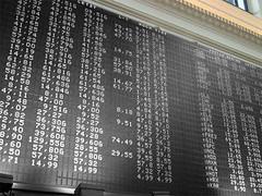 Korean Derivative Trades