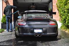 Wash (Benjamin D. Photography) Tags: street nikon 911 fast porsche nikkor expensive rs gt3 d90 gt3rs