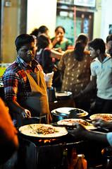 Dosas to die for ! (N Shriram) Tags: street food mumbai galli dosa khao