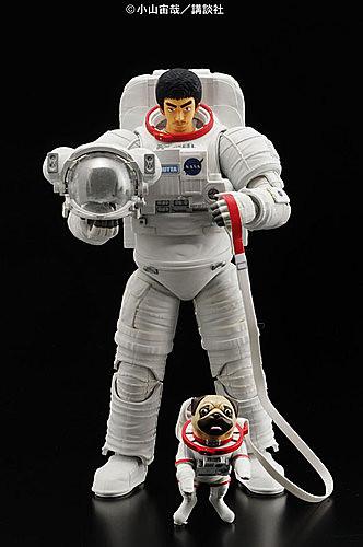 宇宙兄弟 六太 & AP EVA Set 模型組