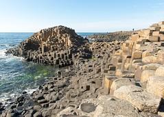 Giant's Causeway (Deirdre Gregg) Tags: ireland tourism golf coast rocks stones n unesco northernireland finn nationaltrust giantscauseway causeway bushmills portrush ni2012 ourtimeourplace discoverni