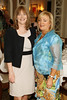 Paula Dineen and Louise Phelan the Angels Quest Fashion Spring Lunch in association with Arnotts