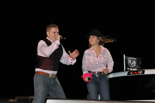 Jacob Nelson and Molly Wineland PRCA Ca Circuit Finals Rodeo