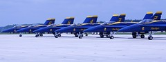 Blue Angels - Flight Line (Brian Utesch (shutterBRI)) Tags: show canon nc aircraft aviation jets navy northcarolina airshow carolina fighters blueangels usnavy 2012 carolinas cherrypoint havlock shutterbri brianutesch