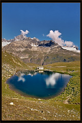 The Schwarzsee /Zermatt ,  in July 27 2005.no.26. (Izakigur) Tags: alps liberty schweiz switzerland nikon europa europe flickr suisse suiza swiss feel zermatt helvetia nikkor svizzera wallis ch valais schwarzsee dieschweiz musictomyeyes  sussa suizo myswitzerland lasuisse  izakigur suisia laventuresuisse mygearandme izakigur2005 izakiguralps izakigurzermatt rememberthatmomentlevel1
