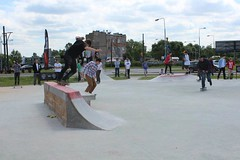 Park being put to good use. (burn // burn Studios) Tags: poland save spot burn rune glifberg