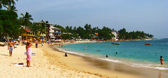 Unawatuna Beach - By Dimuth Weerasekera (Dimuth Weerasekera) Tags: beach canon south southern sri lanka ceylon galle province unawatuna dimuth a720 weerasekera a720is