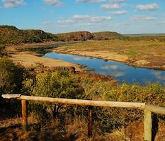 Olifants river (anacm.silva) Tags: africa river landscape southafrica nikon paisagem krugernationalpark krugerpark kruger olifants áfrica áfricadosul olifantsriver anasilva nikond40x