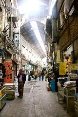 Tehran Bazar     (Parisa Yazdanjoo) Tags: bazaar tehran tehranbazar