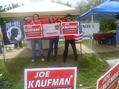 Kaufman Team Volunteers