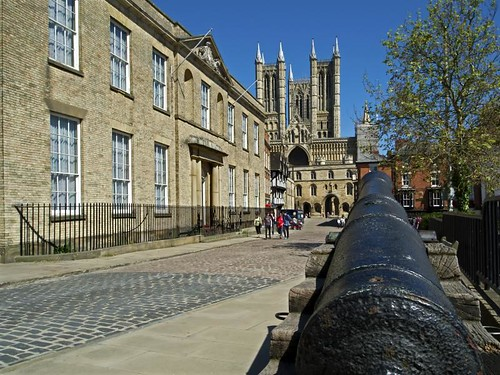 Castle Hill - Lincoln Cathedral