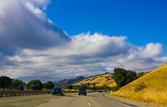 Pleasanton Hills (andrewpabon) Tags: california ca clouds hills pleasanton