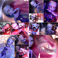 Aquatic Couture Collection (BratzBoi) Tags: abbey monster high custom bratzboi bominable