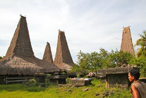 Kampung Baranobaroro, Pero, Sumba Barat