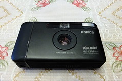 Konica Big Mini BM-301_1 (Taiwan's Riccardo) Tags: camera color digital dc forsale zoom taiwan ebc 71284 f228 fujifilmlens