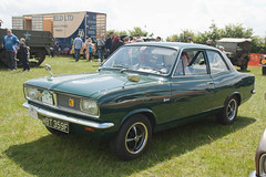 1968 Vauxhall Viva HB Deluxe (Trigger's Retro Road Tests!) Tags: show classic car june deluxe vehicle 1968 essex viva hb 2012 vauxhall lawford revival manningtree