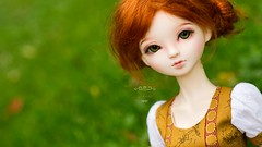 Lily (meike) Tags: ball doll wired bjd resin msd jointed faceup soulkid souldoll lilyc youkosilvara newgeneralbody youkoslair